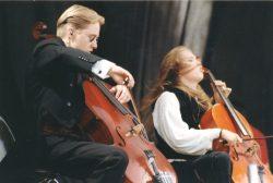 Band Apocalyptica OBEN OHNE 1998