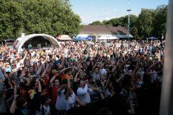 Crowd OBEN OHNE 2009