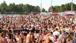 Crowd OBEN OHNE 2013
